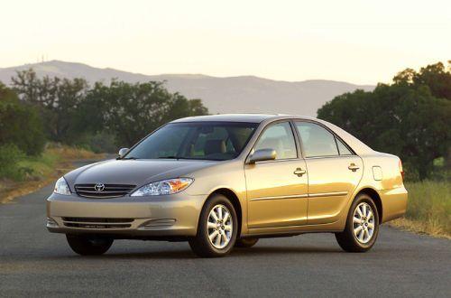 Toyota Camry. Равнение на Camry!