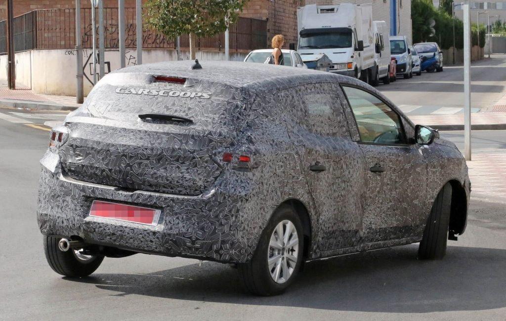 Новый Sandero получил современную платформу от Renault Clio