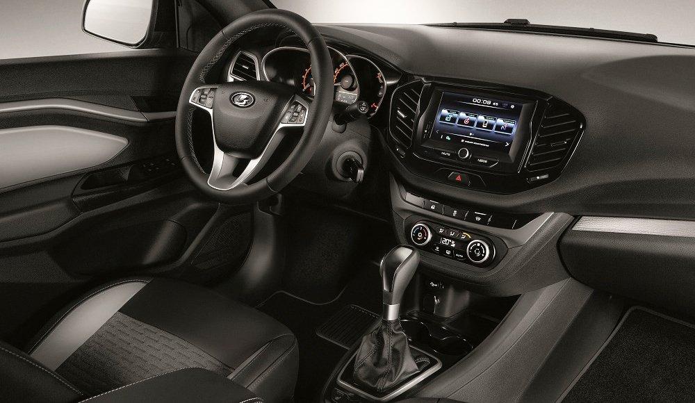 Lada Vesta получила «зимнюю» версию