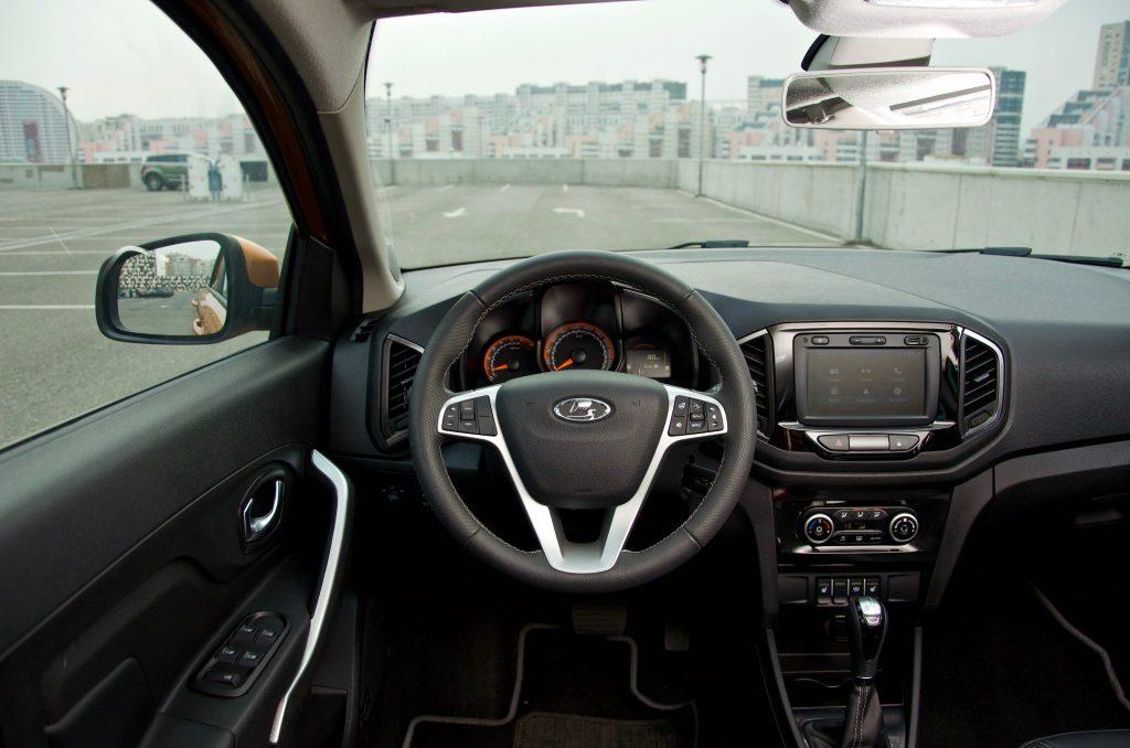 Эксперимент с вариатором на Lada Xray признали успешным