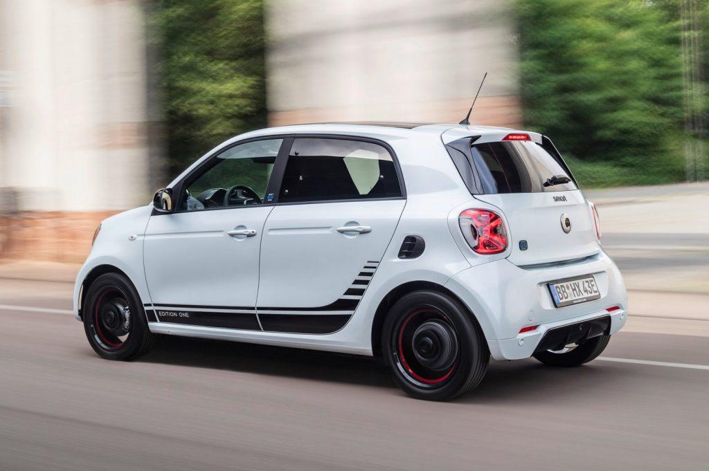 Daimler и Geely вдохнут новую жизнь в Smart