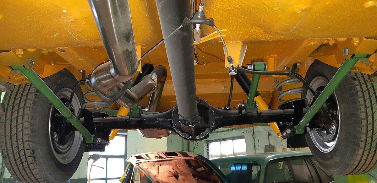 ВАЗ-2103 «Акрополис»: когда переделка лучше оригинала