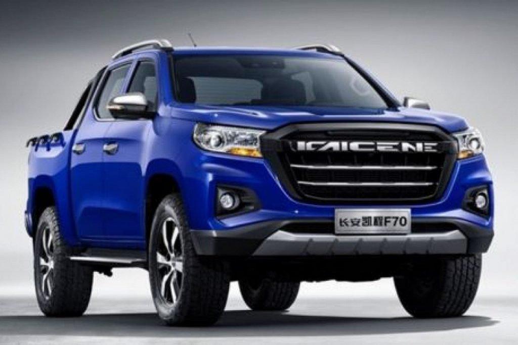 Peugeot сделал пикап Landtrek совместно с Changan