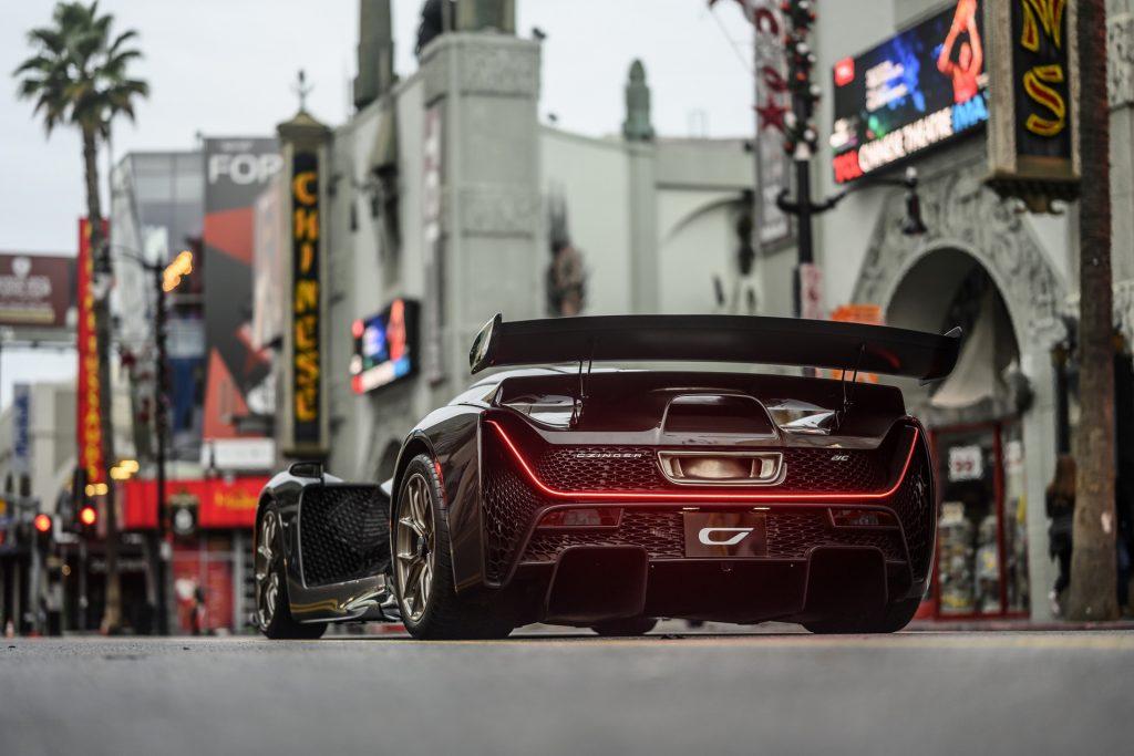 Новый гиперкар из Лос-Анжелеса готов побить рекорд Koenigsegg (видео)
