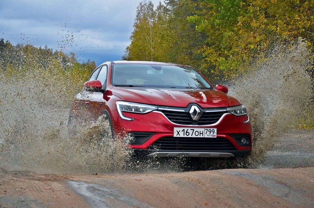 Проехали на Renault Arkana почти 4000 км. Делаем выводы