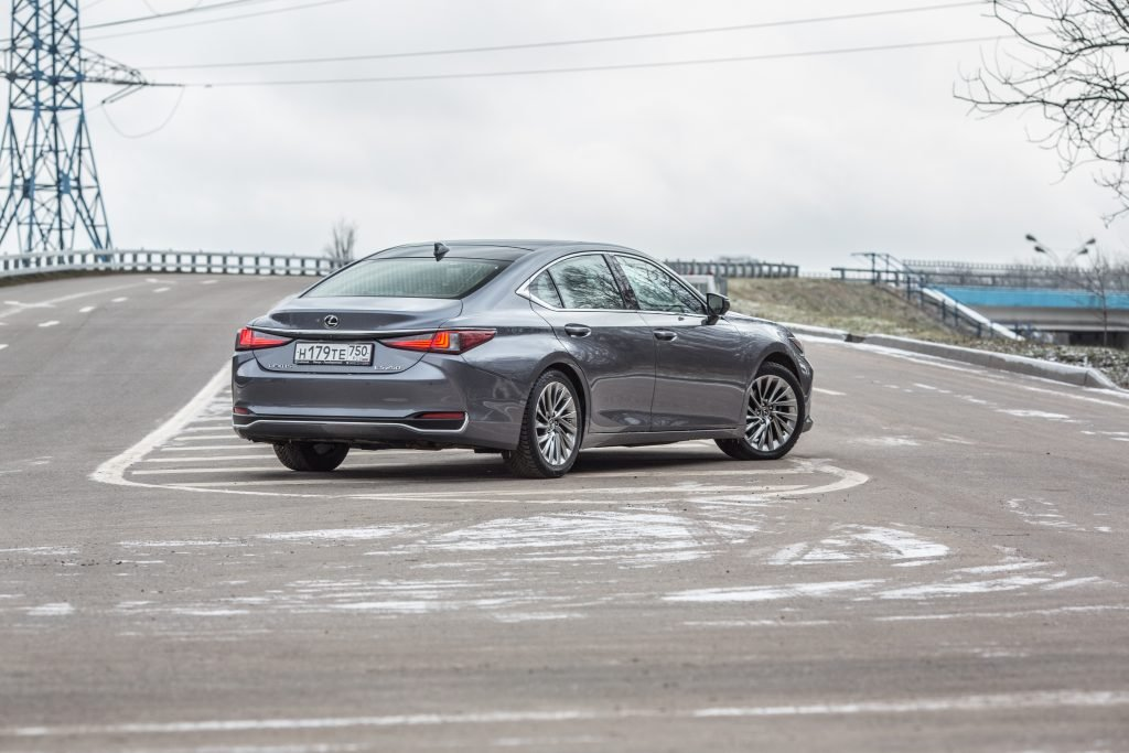 Длительный тест Lexus ES: подводим итоги