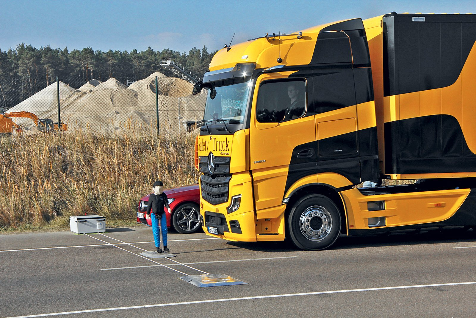 Будет как в Европе? Почему безопасность российских машин важно подтянуть до уровня иномарок
