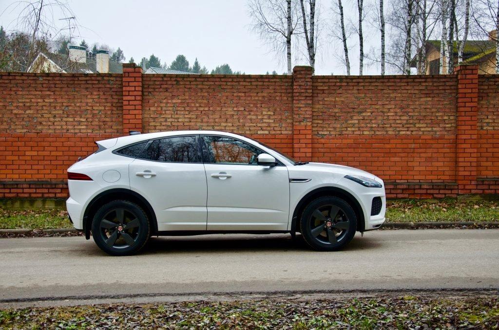 Взял Jaguar E-Pace, через месяц вернул  — делюсь своими впечатлениями