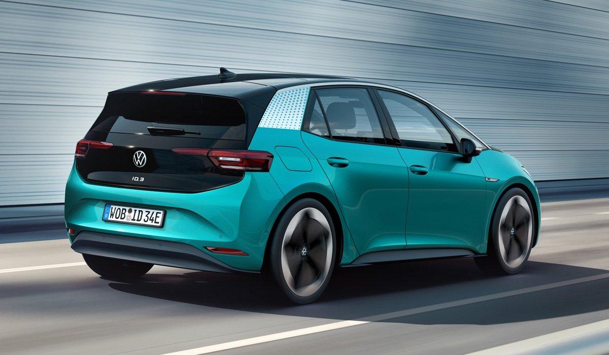 Массовый электромобиль Volkswagen задержится до 2021 года
