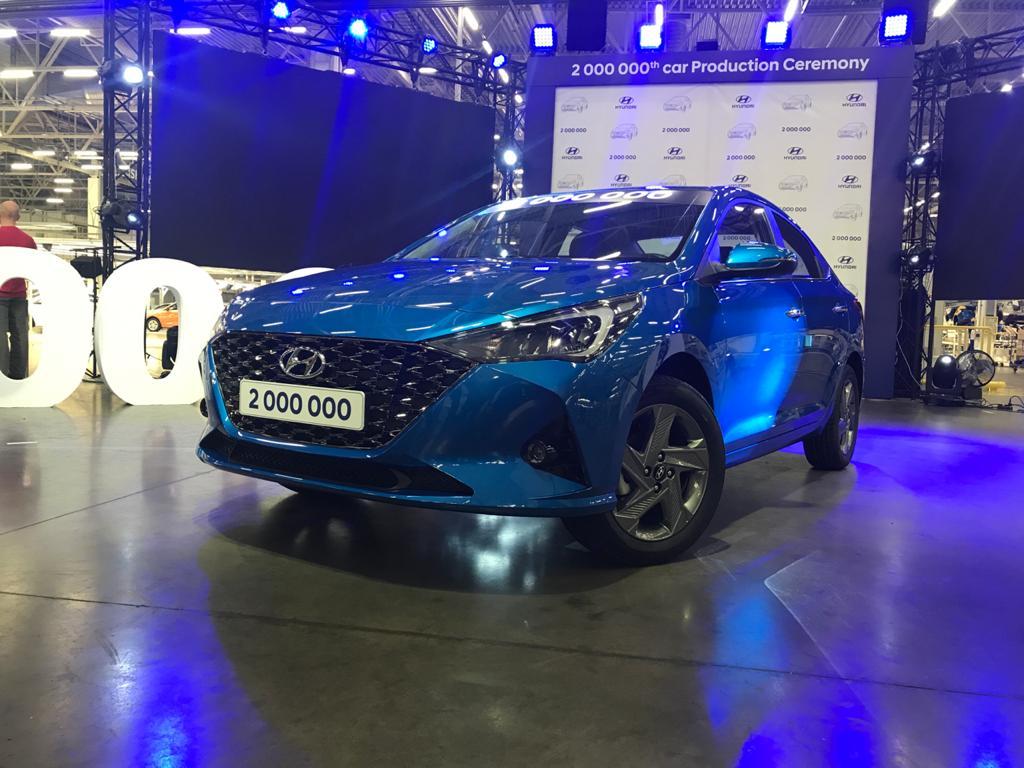 Объявлены цены на обновлённый Hyundai Solaris