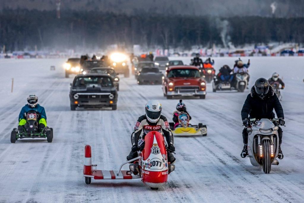 Фестиваль скорости «Байкальская миля-2020»