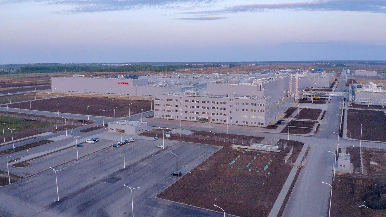 Haval построит завод двигателей в России