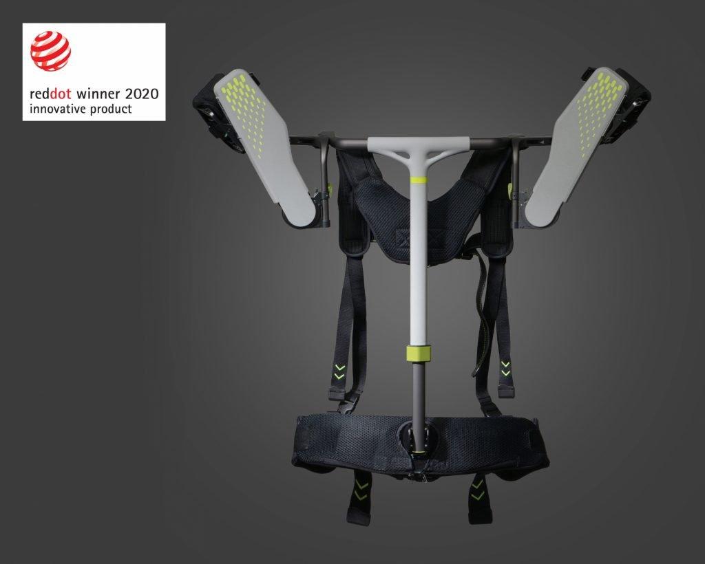 Экзоскелет Hyundai получил награду за дизайн