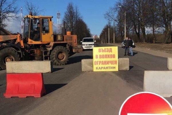 Закрыт Кронштадт, на очереди Мурино: в Ленобласти перекрывают дороги из-за коронавируса