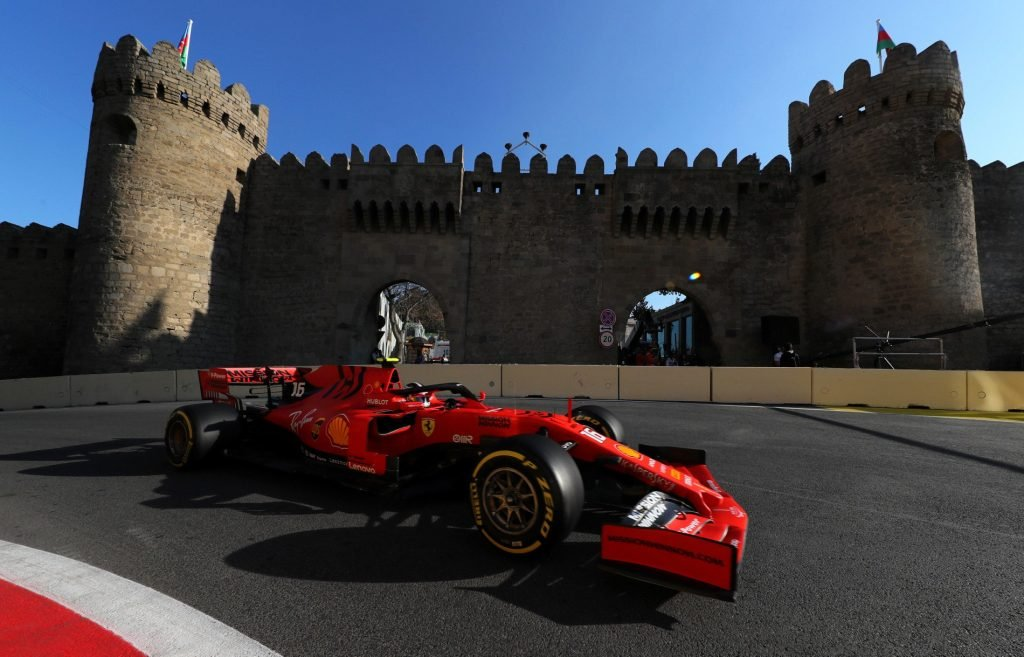 Чемпионат Формулы-1 2020 года может начаться с Гран-При Азербайджана