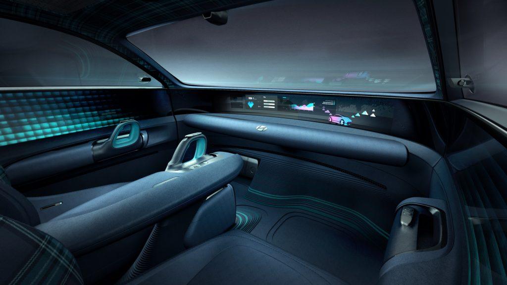 Будущие «оптимистичные» модели Hyundai обойдутся без руля