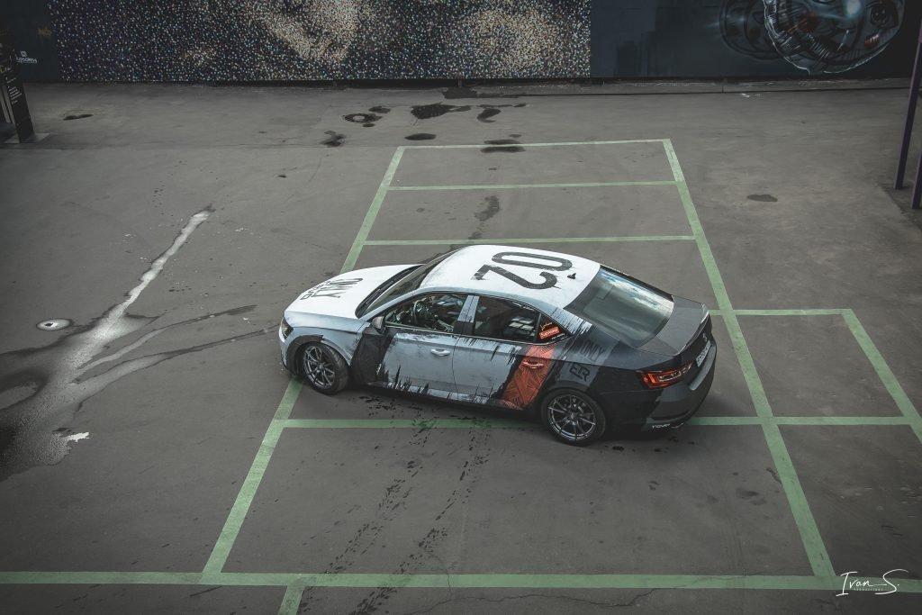 Как я построил самый быстрый Skoda Superb в мире
