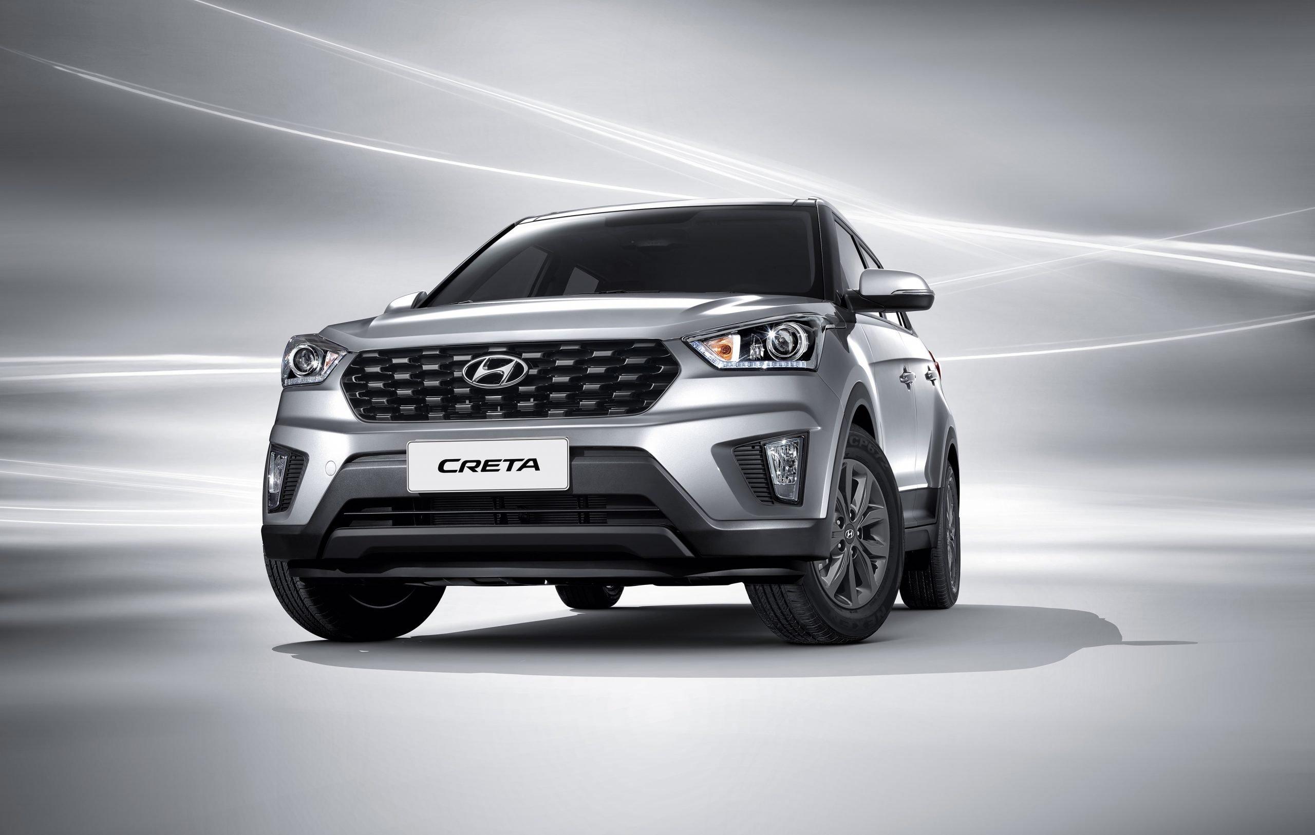 Обновлённый кроссовер Hyundai Creta готов к выходу на российский рынок