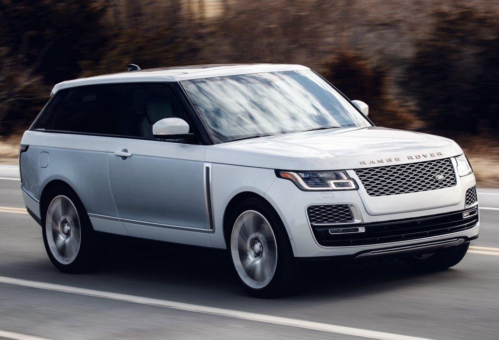Range Rover с кузовом купе всё-таки появится в продаже