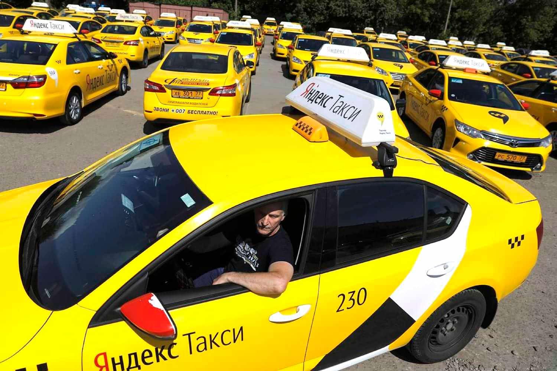 Штрафы для таксистов могут вырасти в два раза