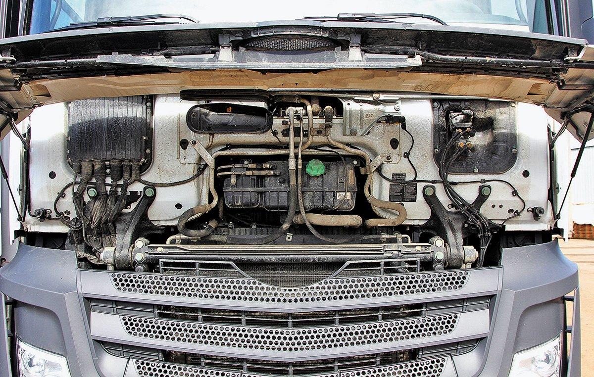 Новый Mercedes-Benz Actros после пробега 31 000 км: о чем говорят водители, механики и владельцы