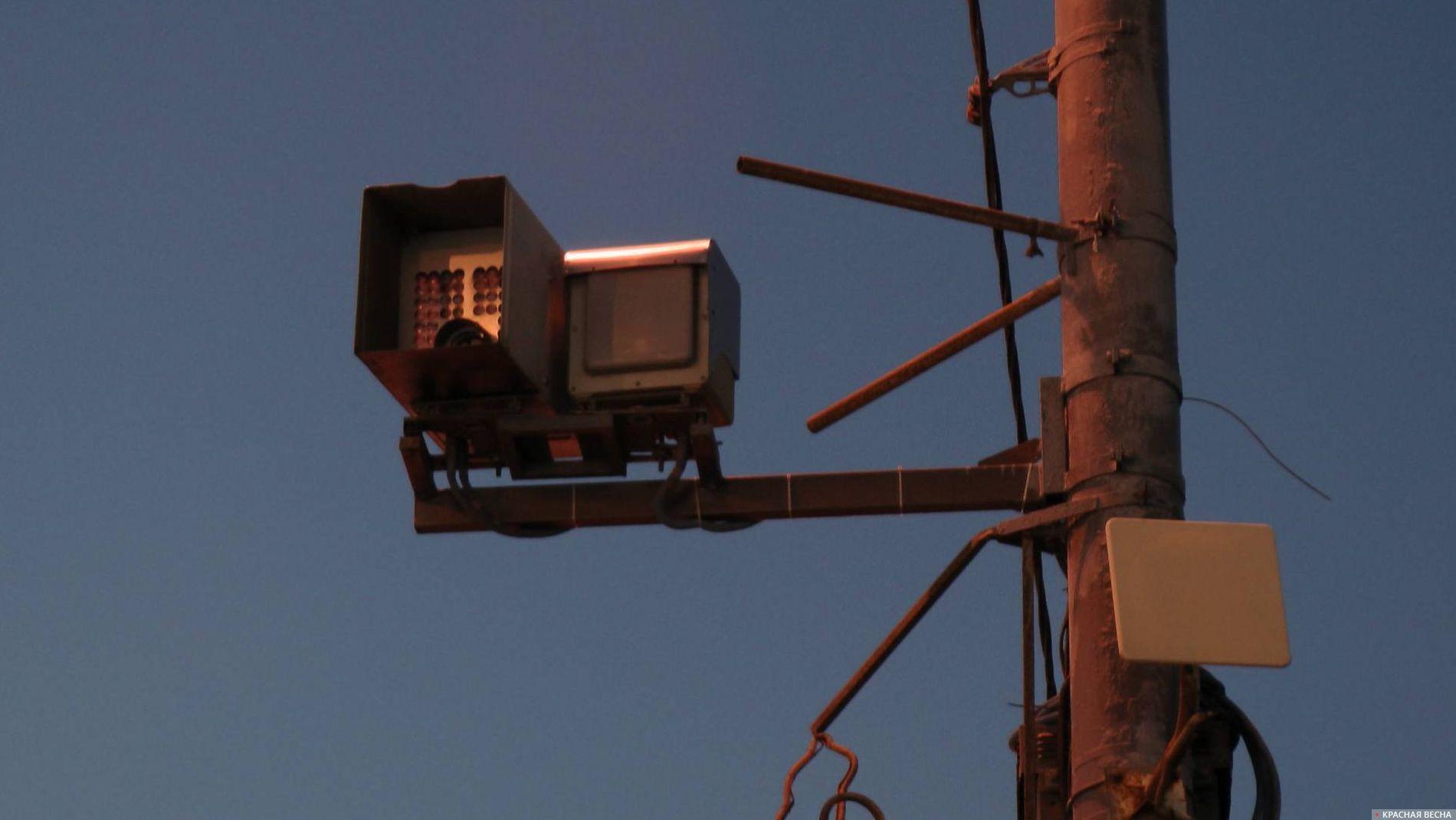 Власти Москвы до сих пор не приняли решение по камерам