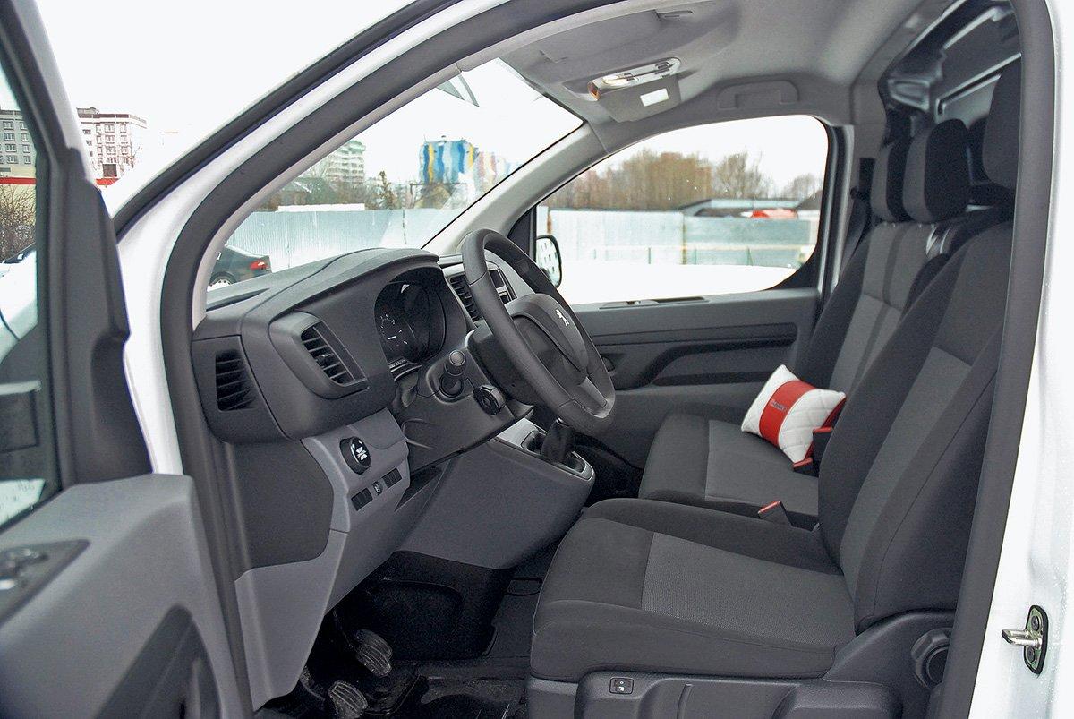 Возим груз на Peugeot Expert 4×4. Рабочая альтернатива «Буханке» или нет?