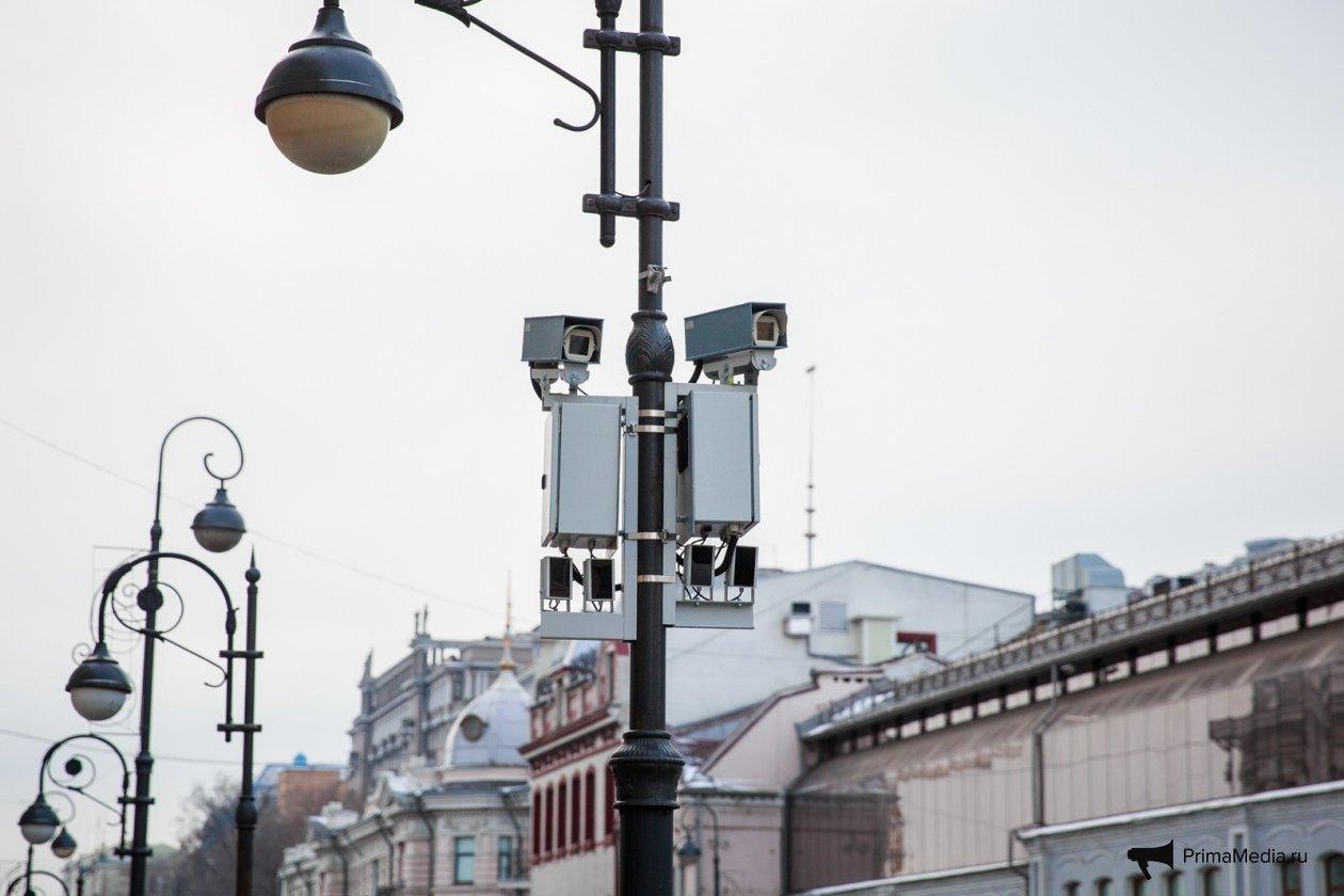 Московские дорожные камеры за 22 апреля заработали больше миллиарда рублей