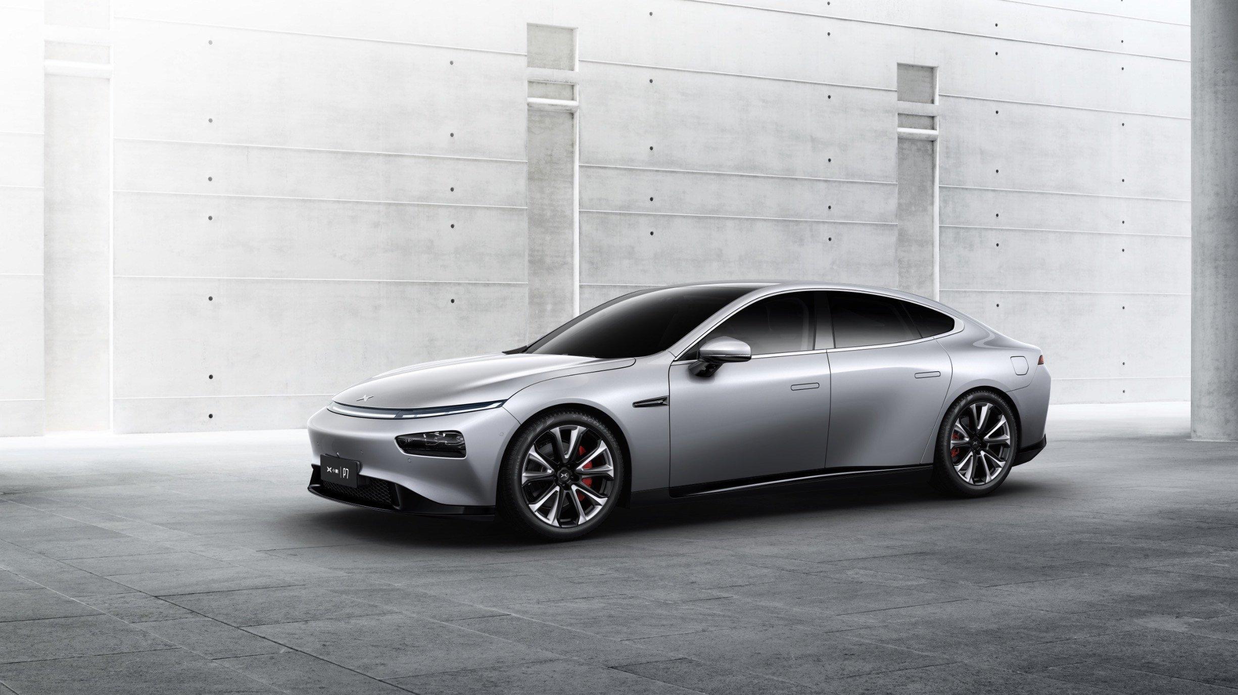 В Китае стартуют продажи электромобиля с самым большим пробегом на одном заряде