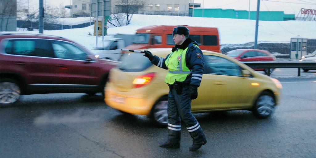 «Засады» ГИБДД вернутся на дороги Москвы