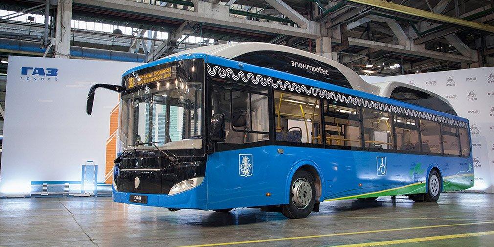 Новые российские автобусы будут лучше противостоять распространению инфекции
