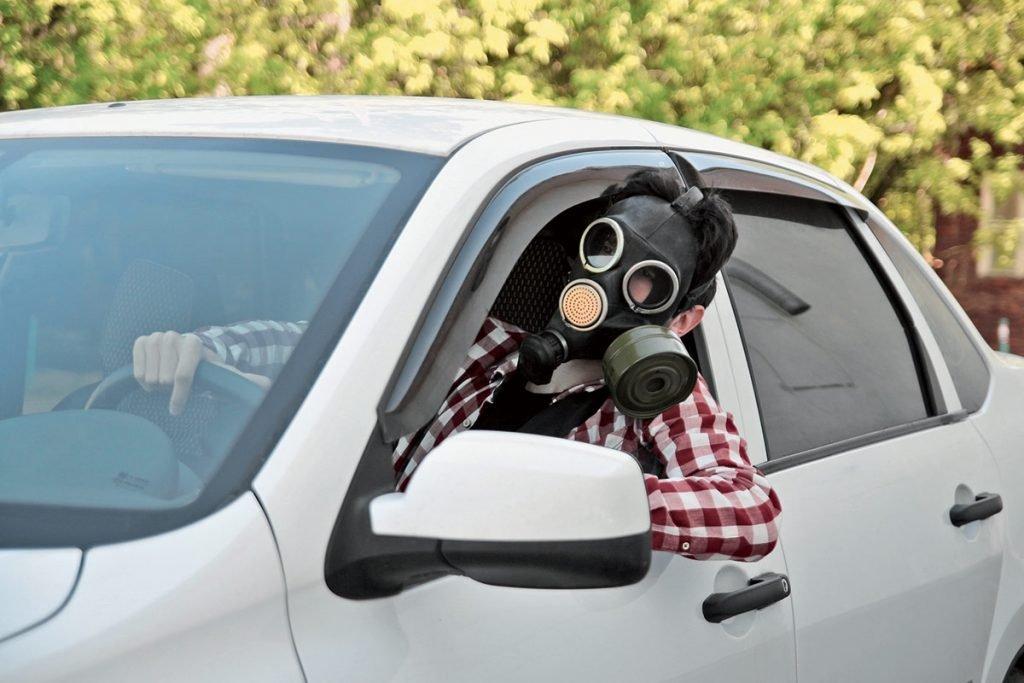 Автомобиль как защита от коронавируса: мифы и реальность