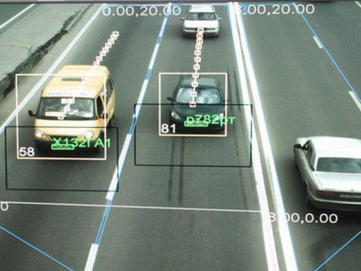 Камеры фотофиксации пока не будут выписывать штрафы за отсутствие пропуска
