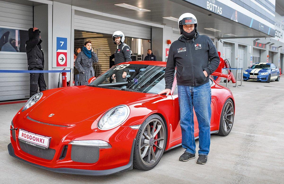 Drive Expert: обучающее приложение для гонщиков, сделанное в России. Мы испытали его на автодроме в Сочи