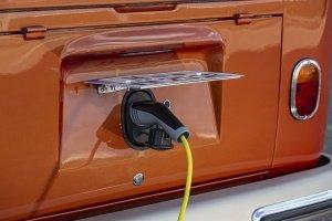 Volkswagen e-Bulli: микроавтобус 1966 года получил современный электропривод