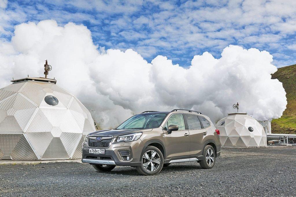 Subaru не планирует уходить из России