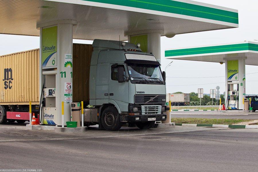 В России АЗС снижают цены на топливо