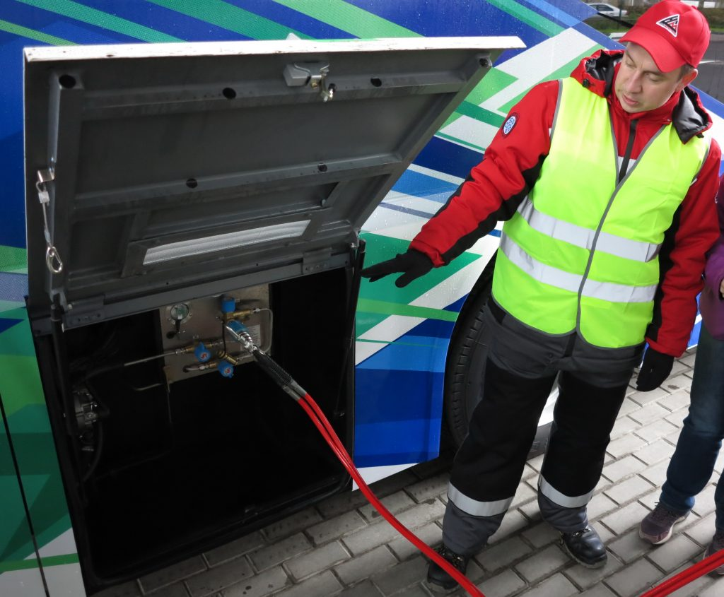 Газомоторное топливо включили в список товаров первой необходимости