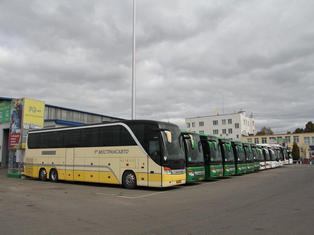 Пассажиропоток в подмосковных автобусах сократился вчетверо