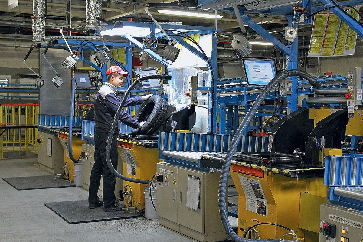 Bridgestone постепенно возобновляет производство в регионе EMIA