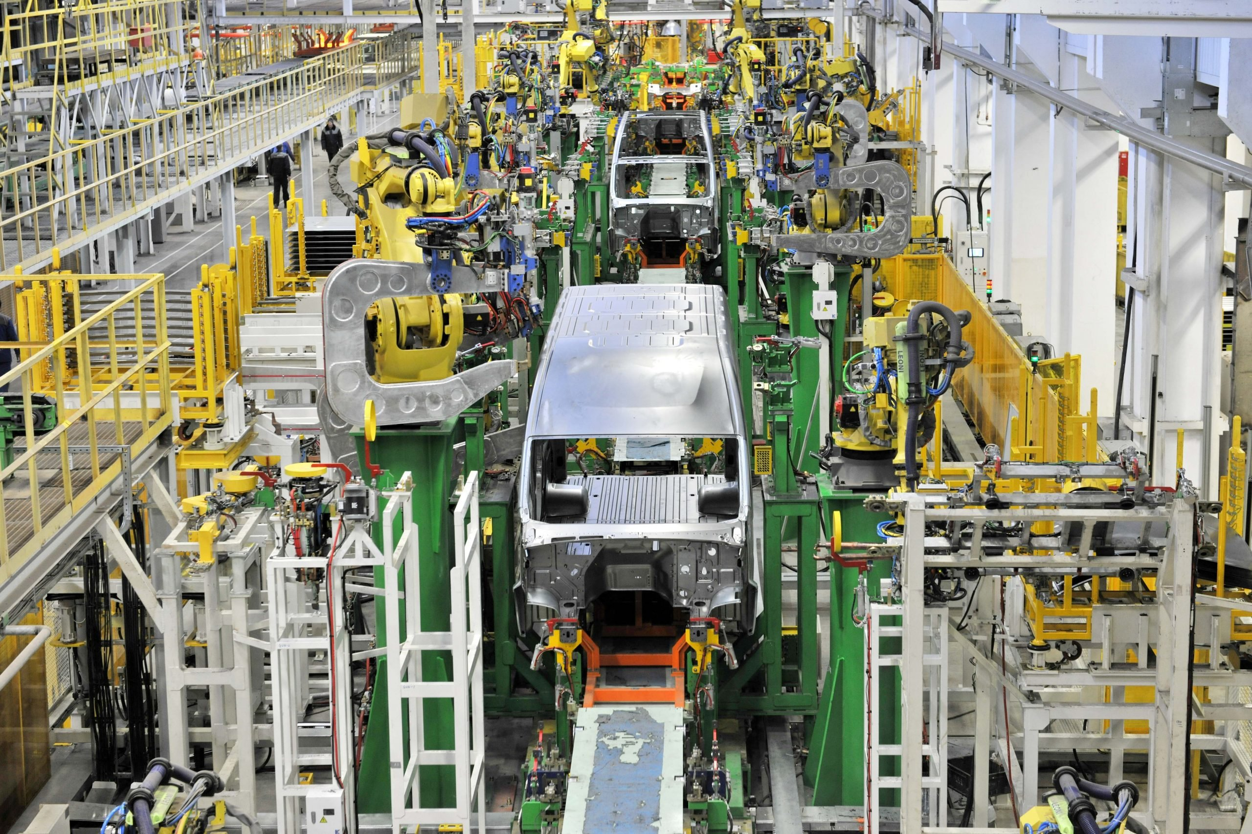 Ряд предприятий «Группы ГАЗ» возобновили производство