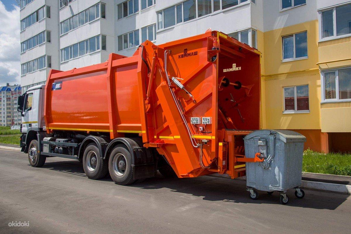 Правительство РФ согласовало меры поддержки компаниям по вывозу  твердых коммунальных отходов на сумму 10,247 млрд. рублей