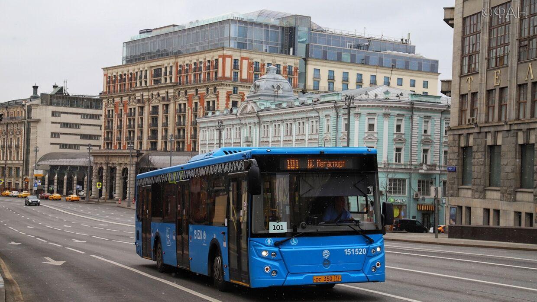 Московские власти хотят запретить использовать личные автомобили