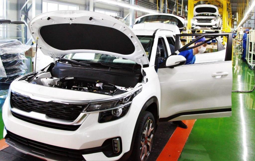 Доступные версии Kia Seltos поступят в продажу в июне