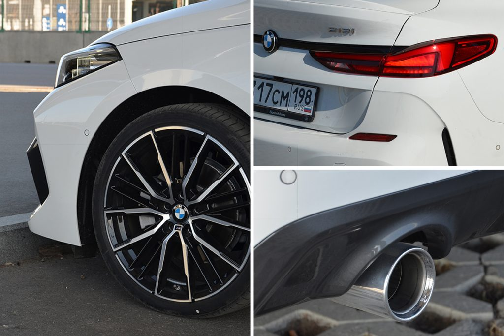 Тест самого дешевого седана BMW 2-й серии Gran Coupe. Передний привод, три цилиндра — это точно БМВ?!
