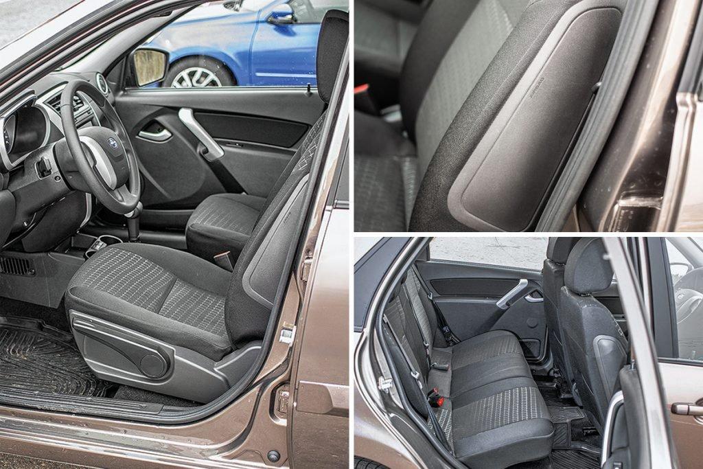 Datsun on-Do против Lada Granta Drive Active. Выбираем бюджетный седан с автоматом