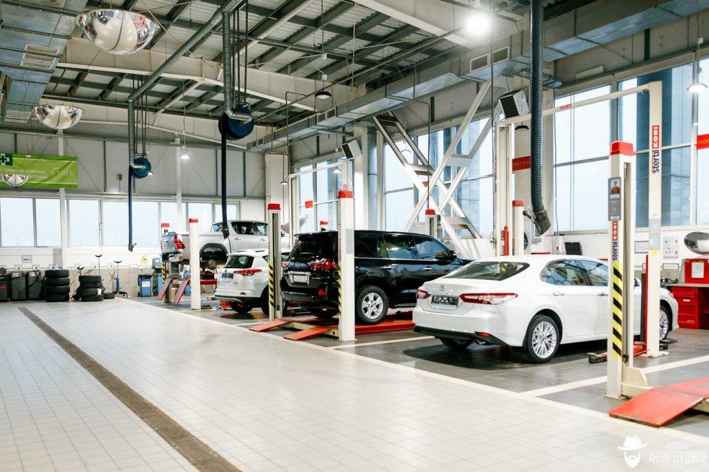 «Тойота Мотор» поддержит российских клиентов в условиях пандемии