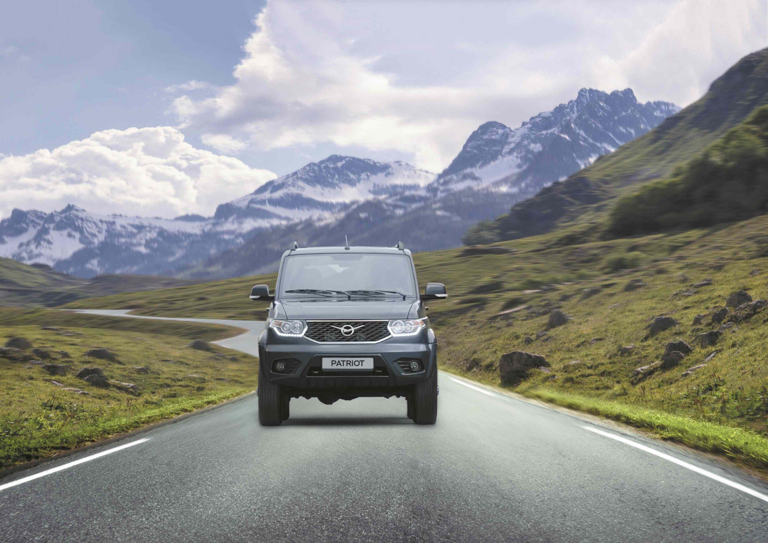 «УАЗ» запустил онлайн-сервис по приобретению авто своей марки