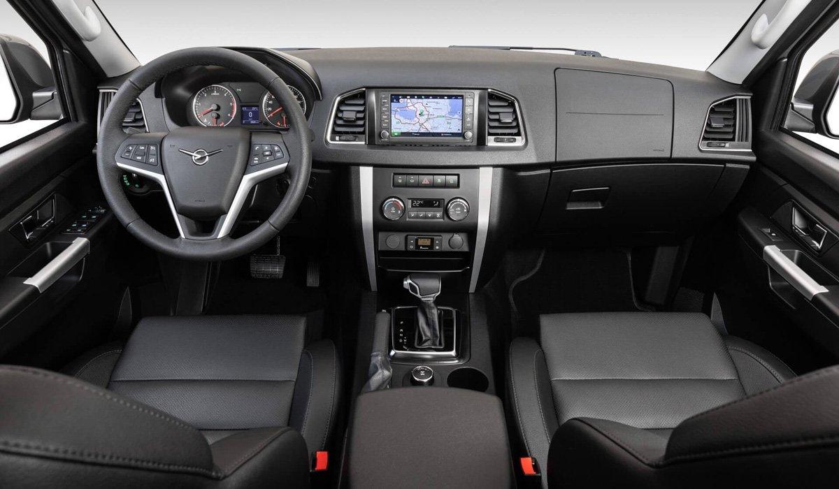 УАЗ начал продажи Пикапа сфранцузским «автоматом»: от1 181 000 руб.
