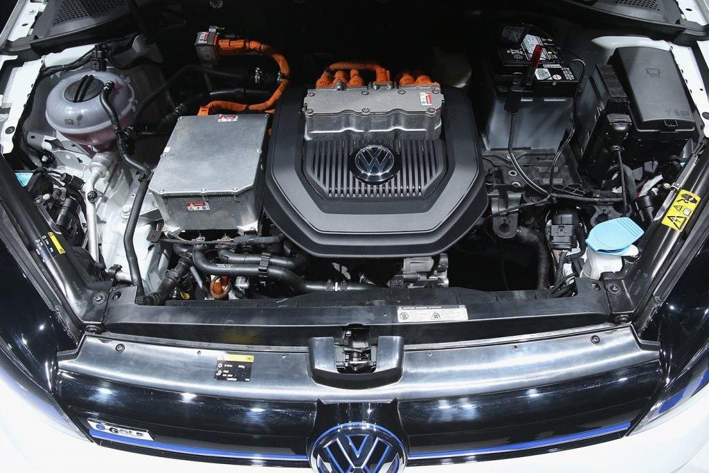 Volkswagen верит в будущее двигателей внутреннего сгорания